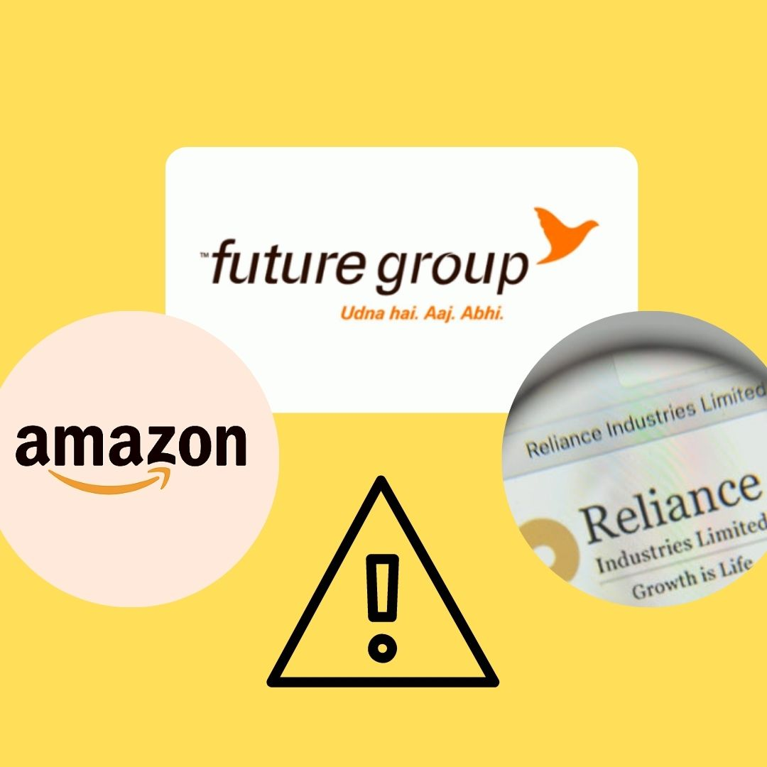 FUTURE-RELIANCE DEAL: A Case Study.
