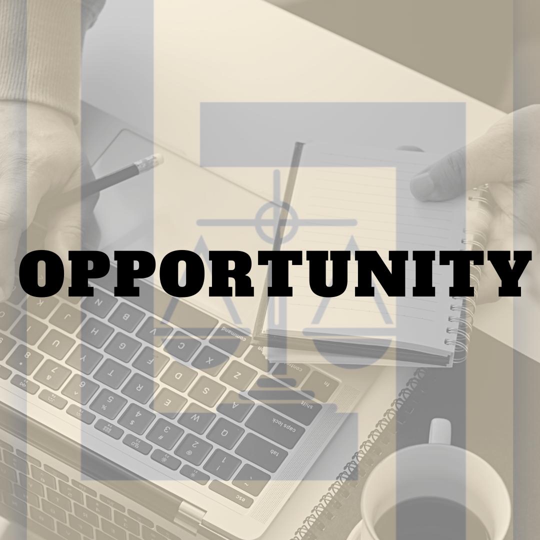 job post opportunity legal lock