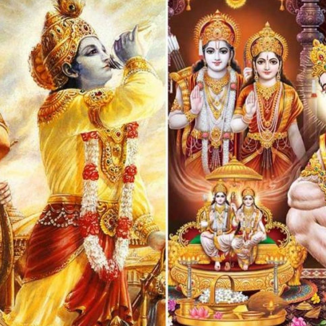 MAHABHARAT AND RAMAYANA TO BE TAUGHT IN SCHOOLS?
